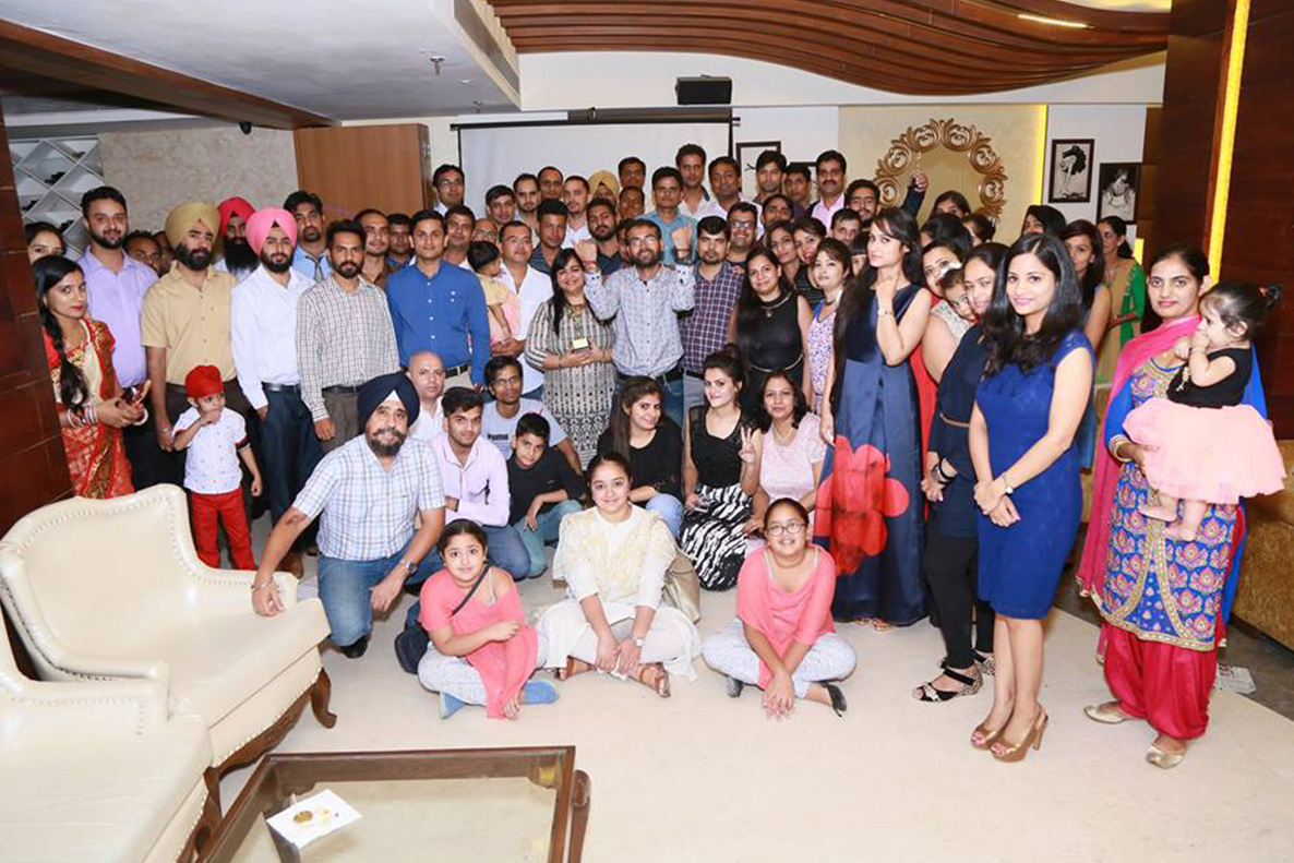 Annual Dance cum Dinner Party Organized by GrayCell Technologies