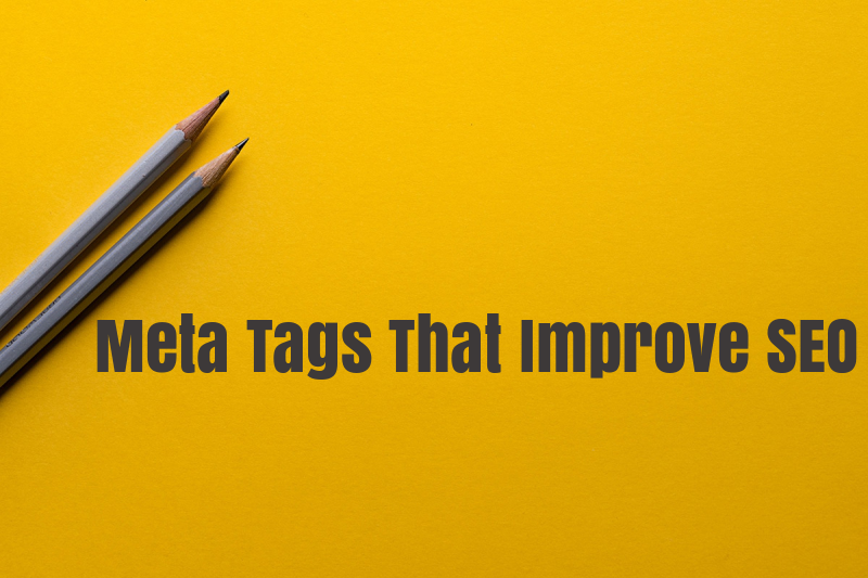 8 Meta Tags That Improve SEO
