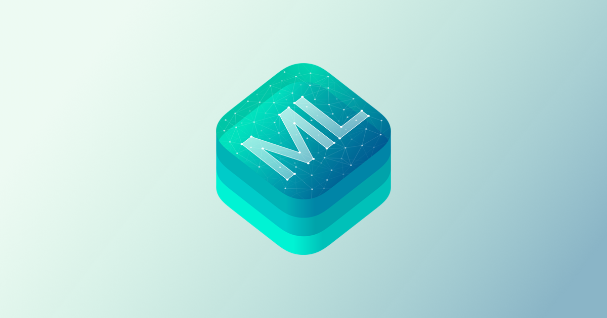 Core ML 3 and Create ML