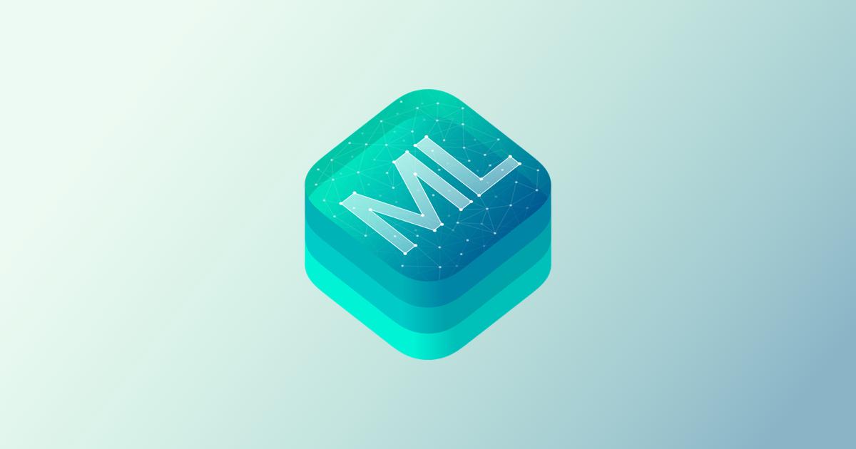 Core ML 3 and Create ML