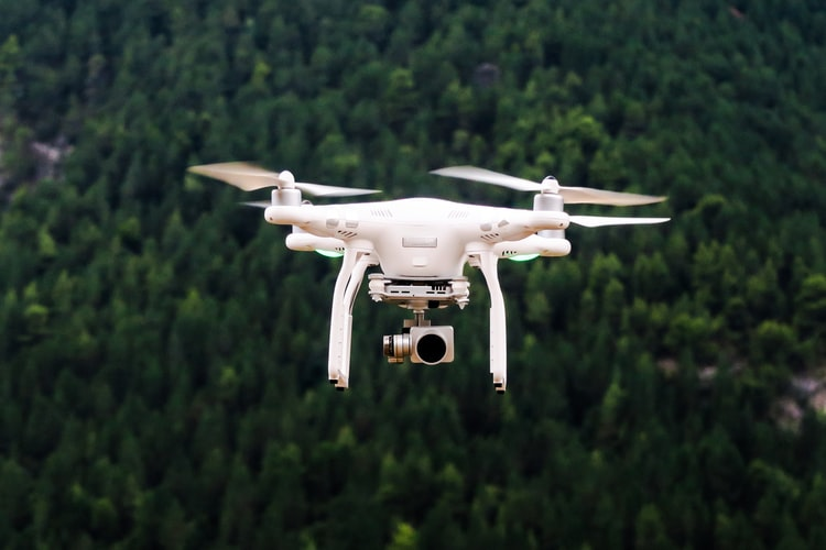 Drones and Real Estate Photography