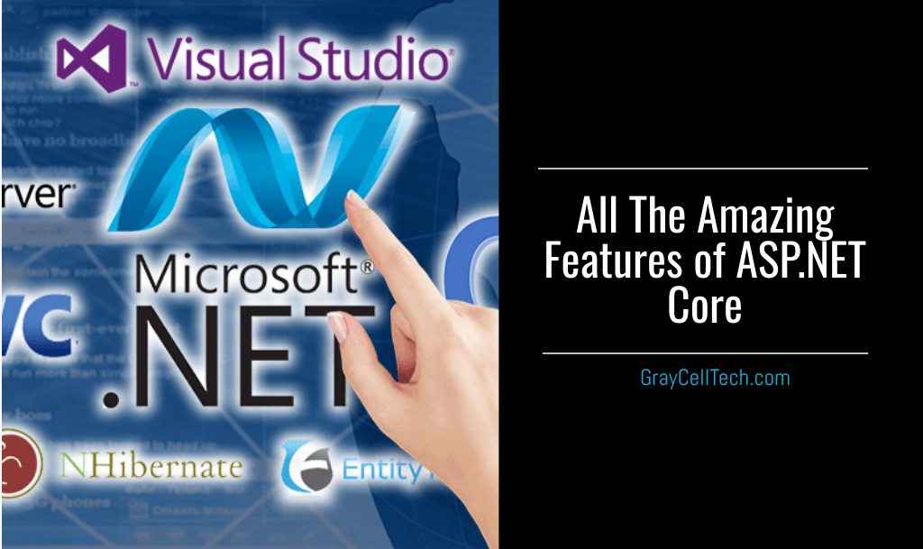 All The Amazing Features of ASP.NET Core