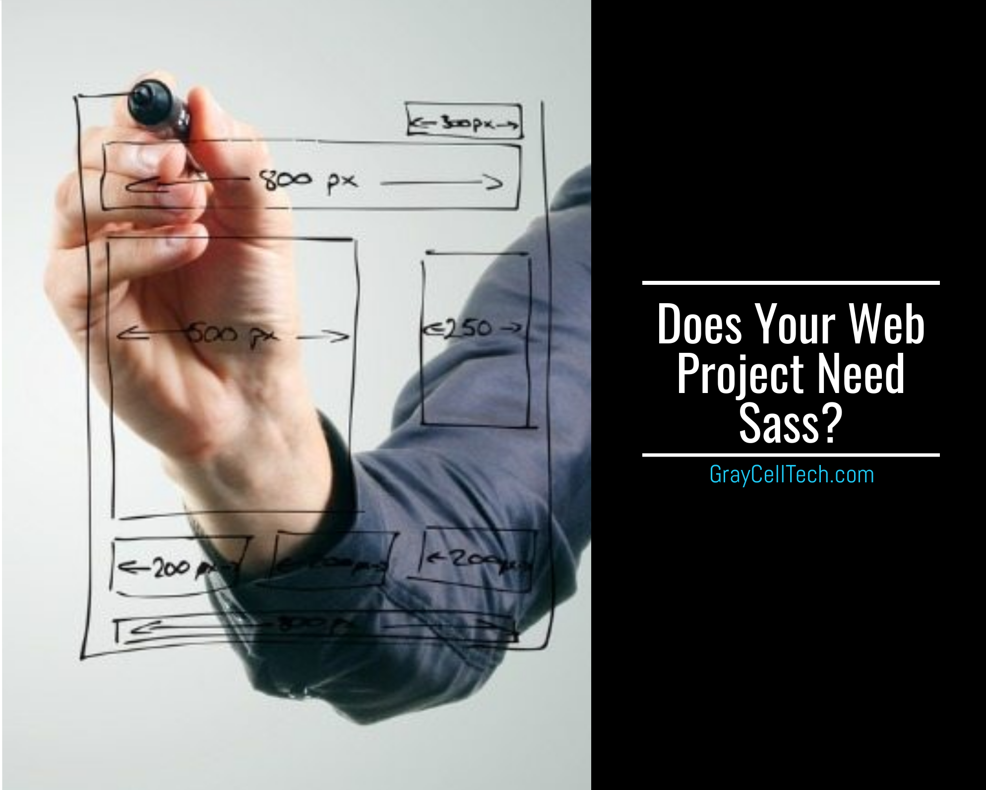Does Your Web Project Need Sass?