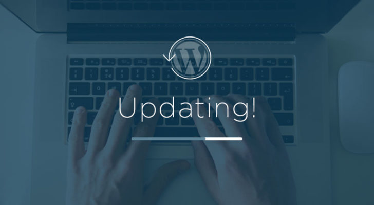 update wordpress to boost up speed