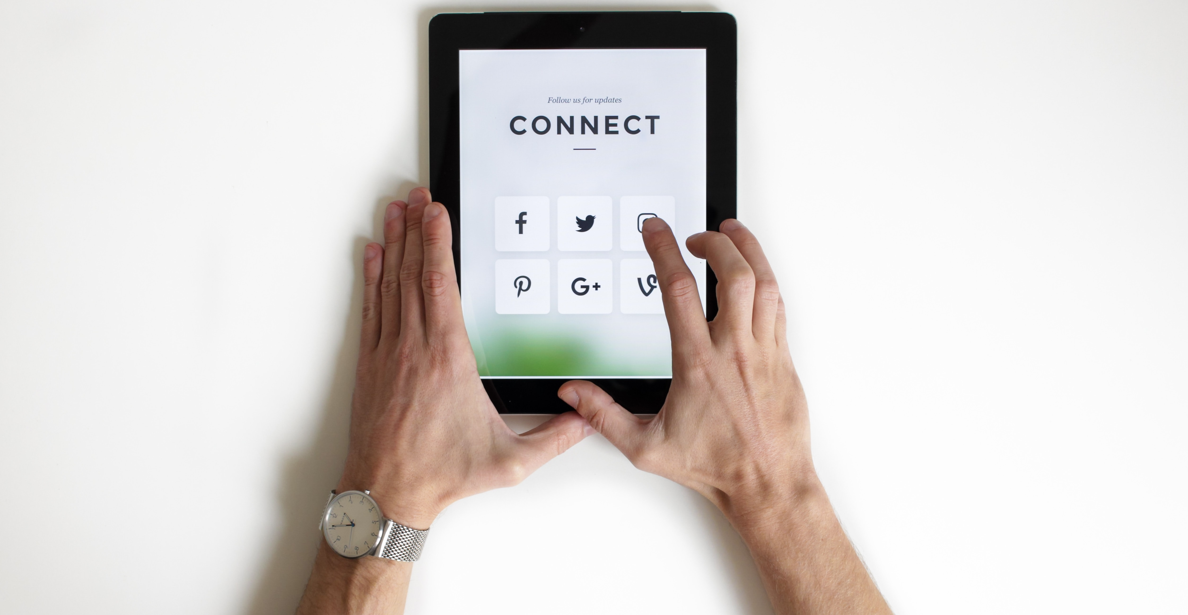 Engage With Customers On Social Media