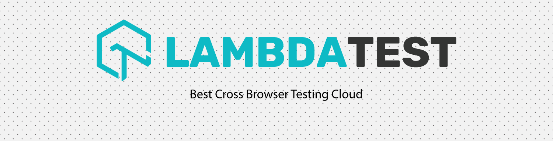 lamda test cross browser comparability