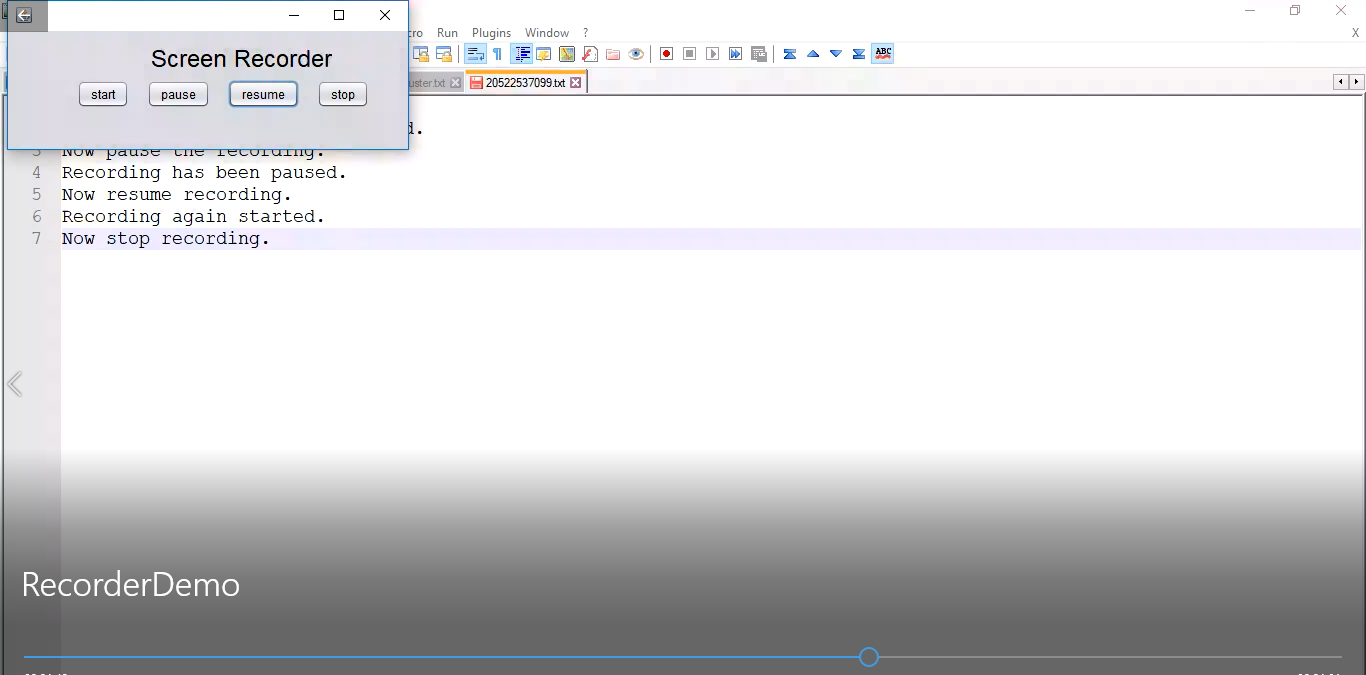 Image and Screen Capturing Plugin for Java