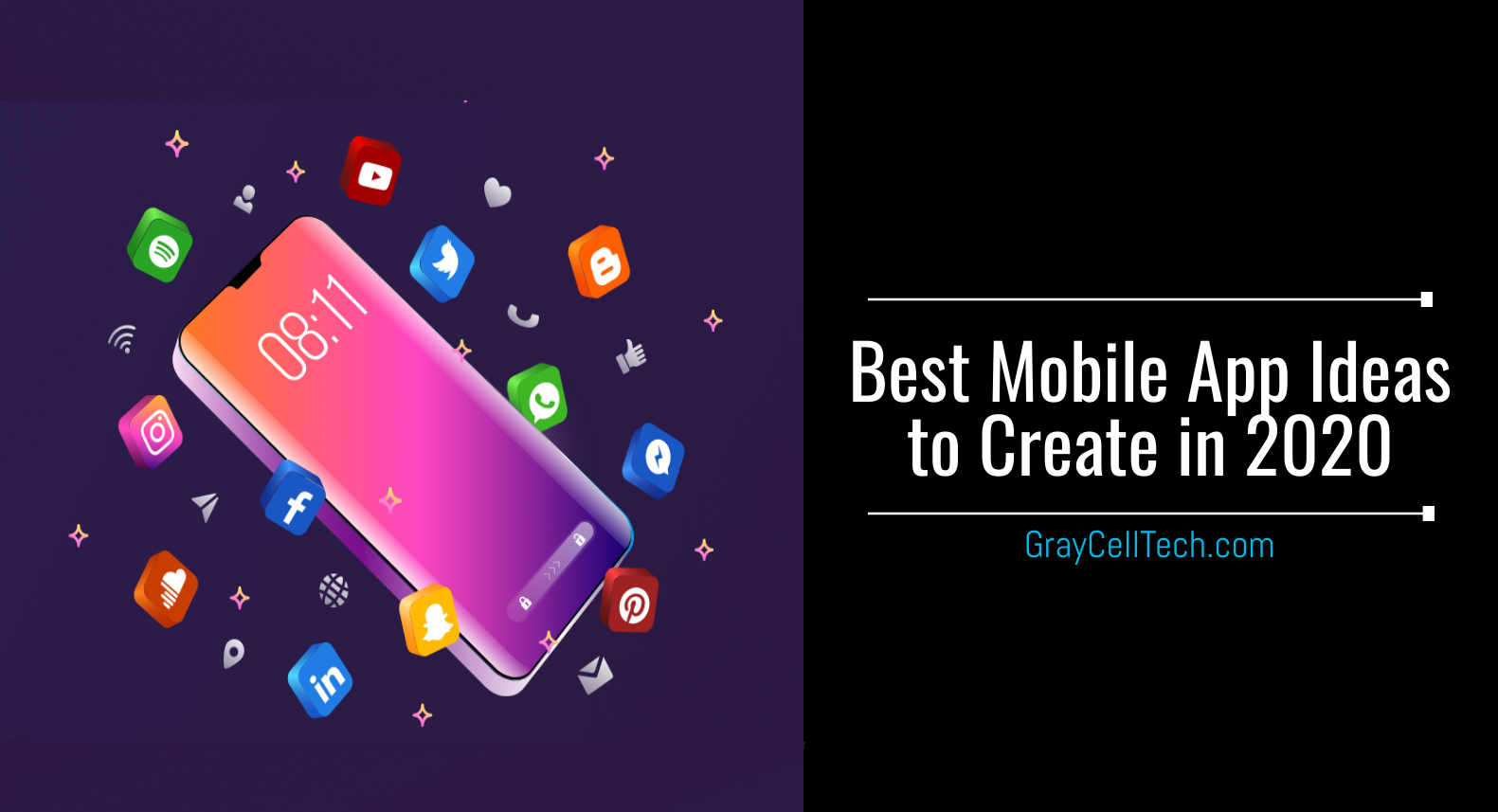 Best Mobile App Ideas to Create in 2020