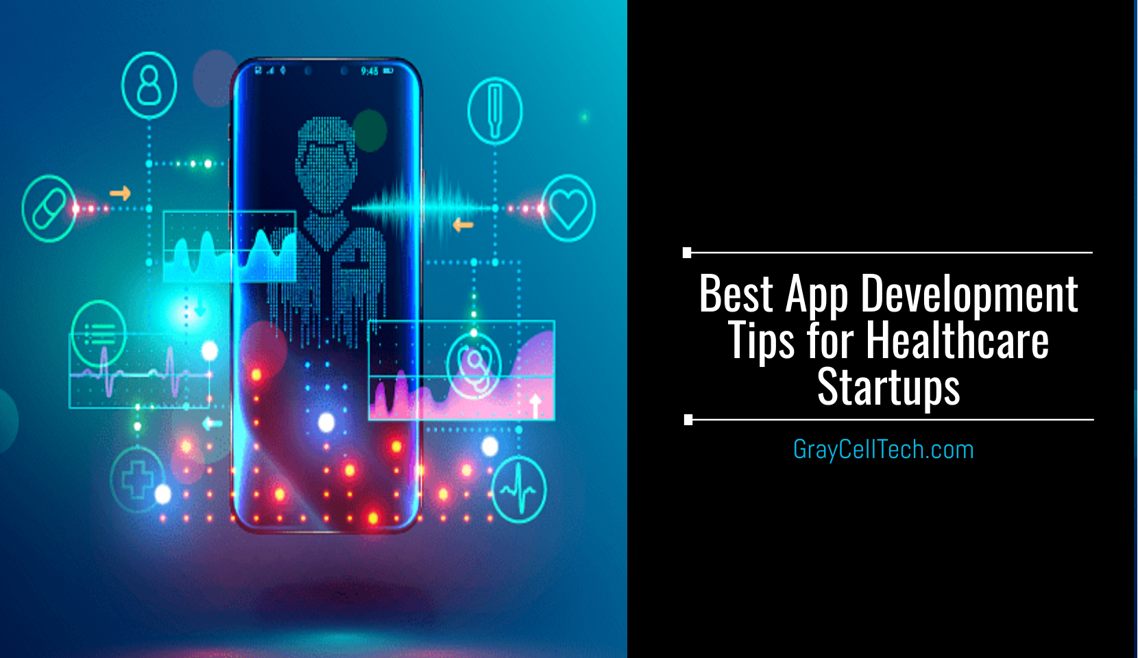 Best App Development Tips for Healthcare Startups