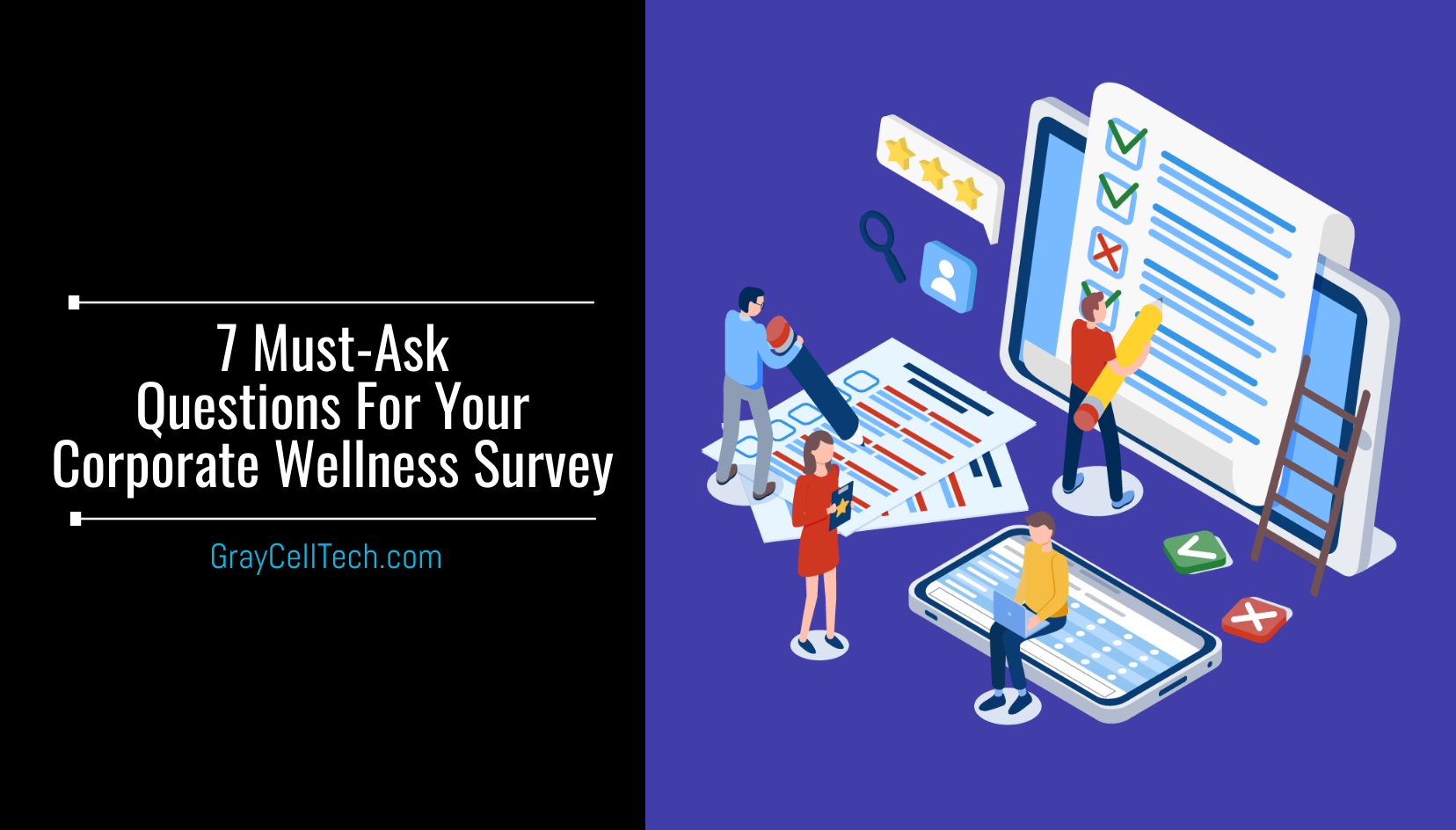 7 Must-Ask Questions for Your Corporate Wellness Survey