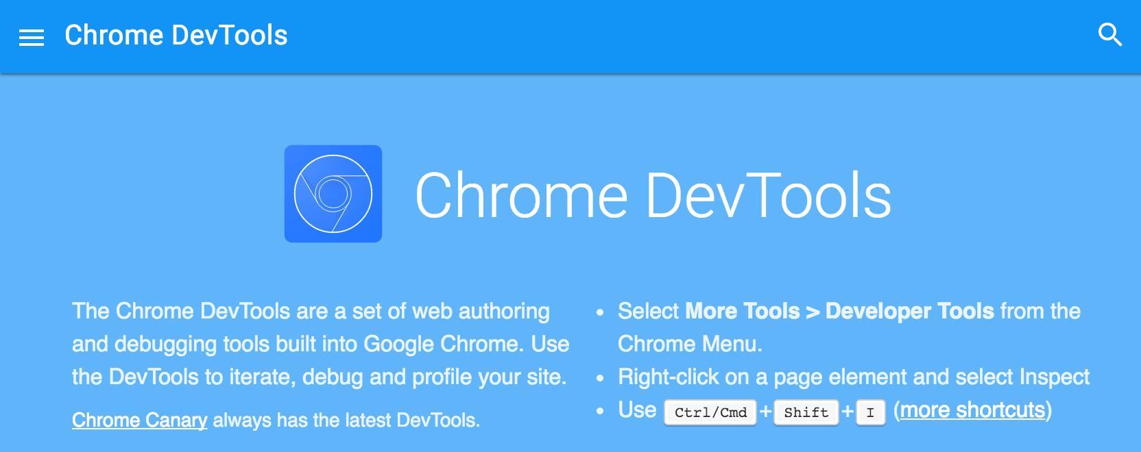 Use Chrome DevTools Profiler and Timeline
