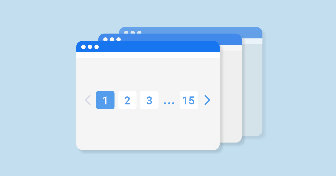 Pagination or Infinite Scroll