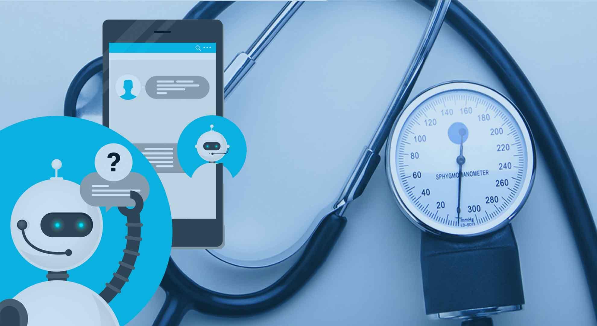 healthcare chatbot development process