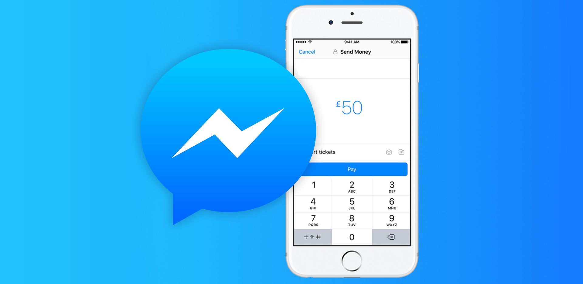 Make Easy Checkouts with Payments via Messenger Apps