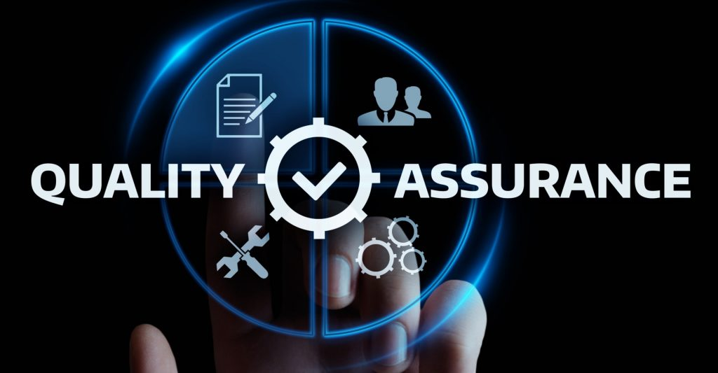 Regular Quality Assurance and Code Reviews