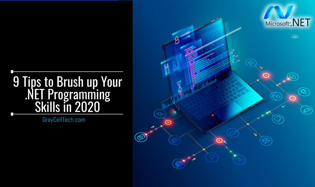9 Tips to Brush up Your .NET Programming Skills in 2021