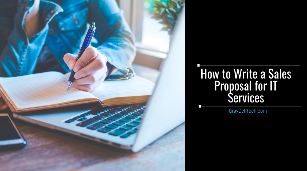How toWrite a Sales Proposal for IT Services